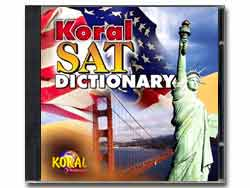 KORAL SAT Dictionary