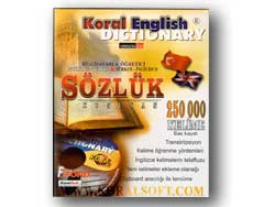 KORAL English-Turkish Dictionary 2.01